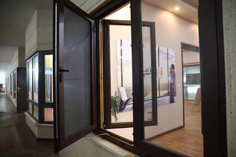 望美门窗-纱窗二三事 提升生活品质扎线带